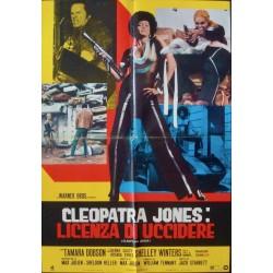 Cleopatra Jones (Italian 1F)