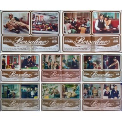 Borsalino (fotobusta set of 8)