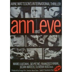 Ann And Eve (Swedish Export style B)