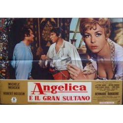 Angelique et le sultan (Italian 1F)