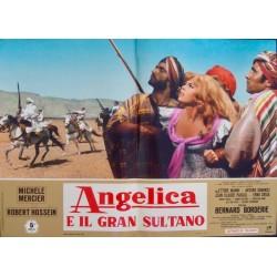 Angelique et le sultan (Fotobusta 6)