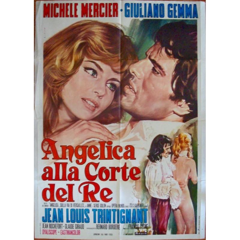 Angelique: Merveilleuse (Italian 2F R72)