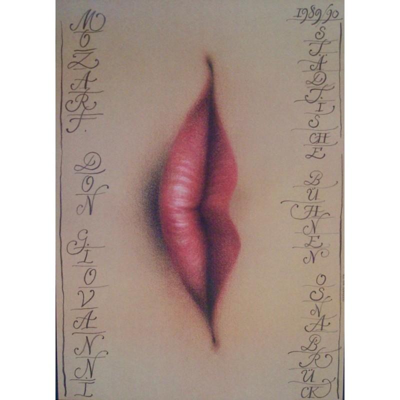 Don Giovanni - Osnabruck 1989