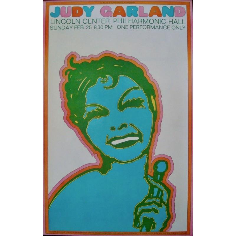 Judy Garland - New York 1968