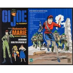 GI JOE - Mademoiselle Marie...