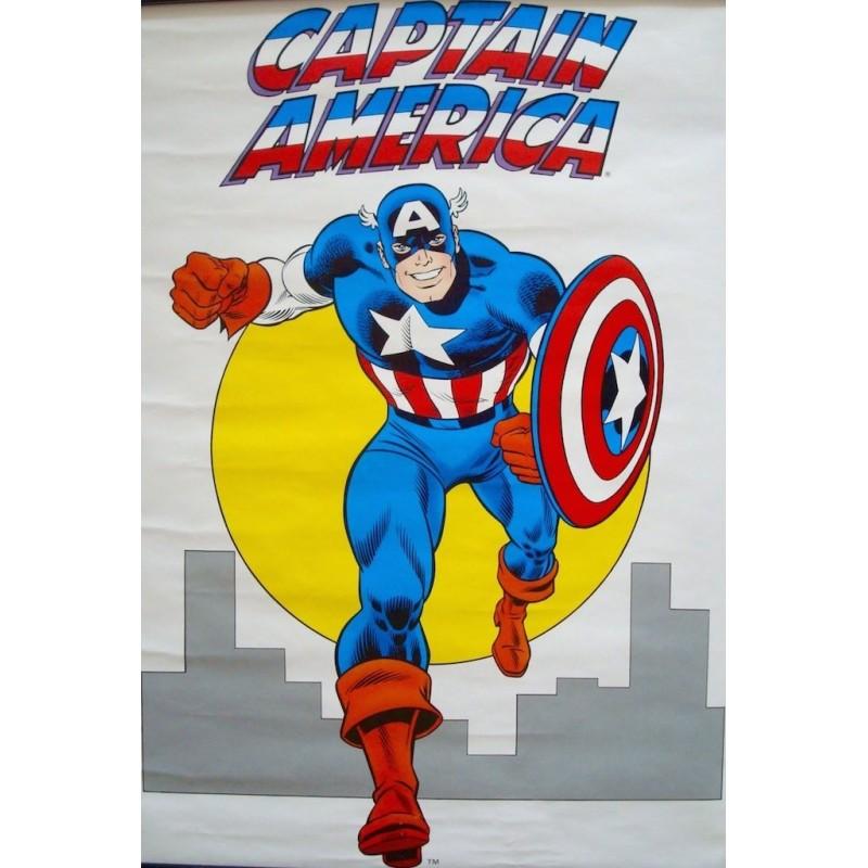 Captain America (Marvelmania)