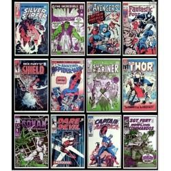 Marvelmania FOOM (set of 12)