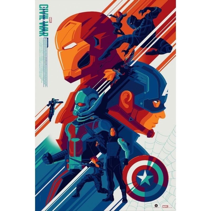 Captain America: Civil War (R2017 Variant)