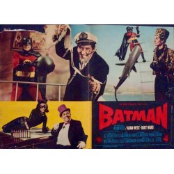 Batman The Movie (fotobusta 1)