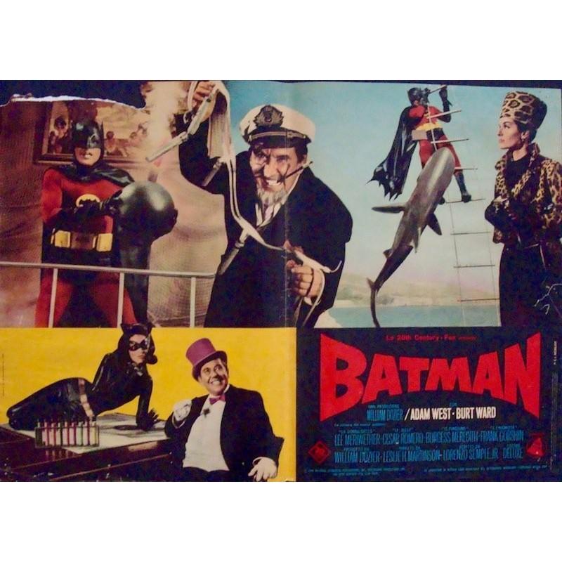 Batman The Movie (fotobusta 1)