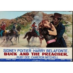 Buck and The Preacher...
