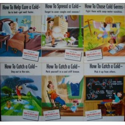How To Catch A Cold (set of 6)