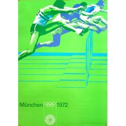 Munich 1972 Olympics Hurdles