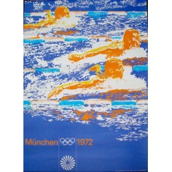 Munich 1972 Olympics Swimming