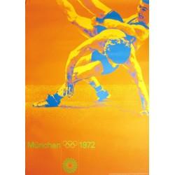 Munich 1972 Olympics Wrestling