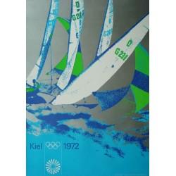 Munich 1972 Olympics Sailing