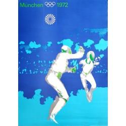 Munich 1972 Olympics Fencing