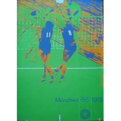 Munich 1972 Olympics Volleyball (A0)