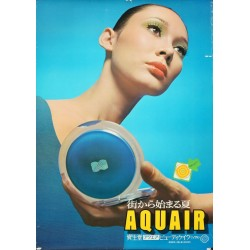 Aquair Makeup (Japanese B1)