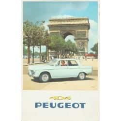 Peugeot 404 (1960)