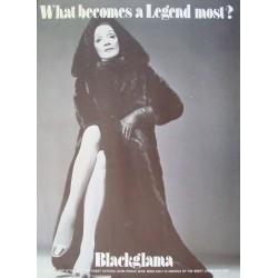 Blackglama Marlene Dietrich