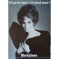 Blackglama Barbra Streisand