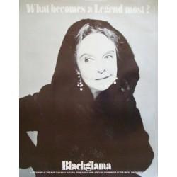 Blackglama Lilian Gish