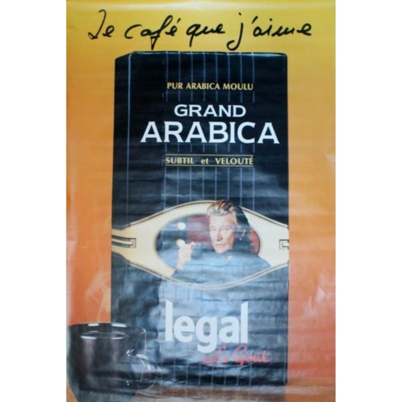 Legal cafe: Johnny Hallyday