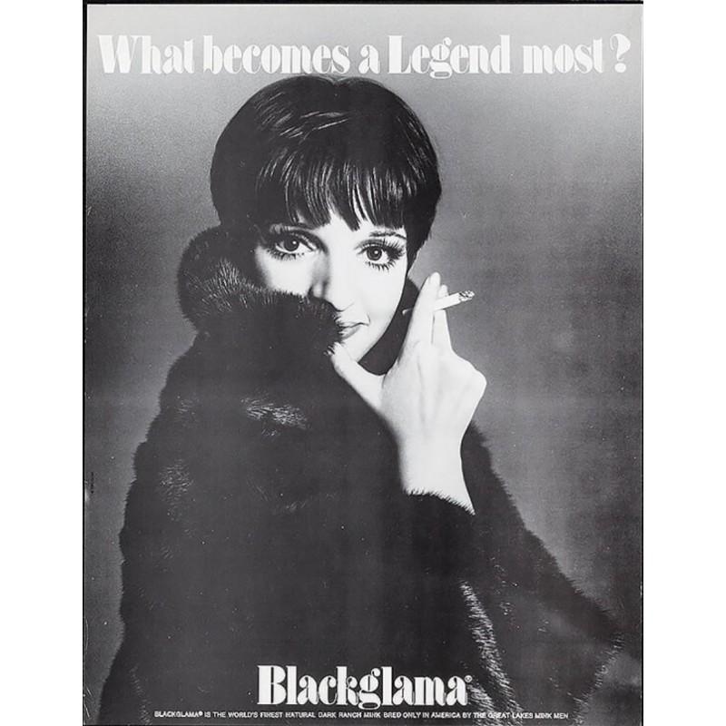 Blackglama Liza Minnelli (small)