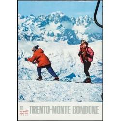 Italy: Trento Monte Bondone...