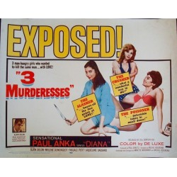 3 Murderesses - Faibles...