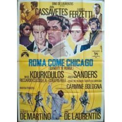Bandits In Rome (Italian 2F)