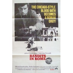Bandits In Rome - Roma come...