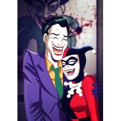 Joker And Harley (DC Comics Showcase)