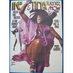 Ike and Tina Turner - German tour 1972