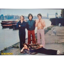 Beatles - London Docks (Japanese 1977)