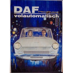 DAF Variomatic car (1965)