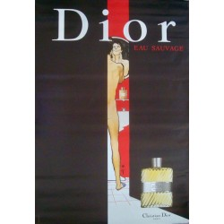 Christian Dior Eau Sauvage (style B)