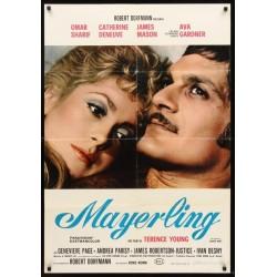 Mayerling (Italian 1F)
