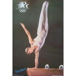 Los Angeles 1984 Olympics: Peter Vidmar