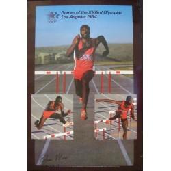 Los Angeles 1984 Olympics: Edwin Moses