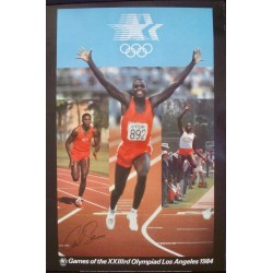 Los Angeles 1984 Olympics: Carl Lewis