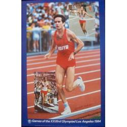 Los Angeles 1984 Olympics: Alberto Salazar
