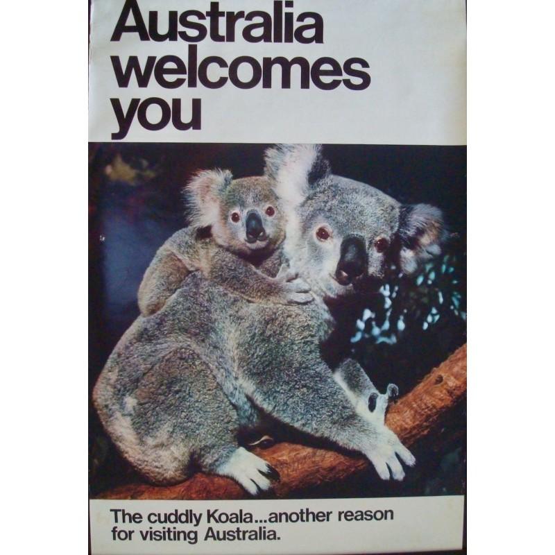 Australia Welcomes You: Koala bears (1969)