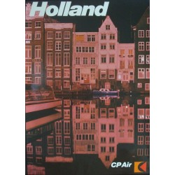 Canadian Pacific Airlines Holland (1974)