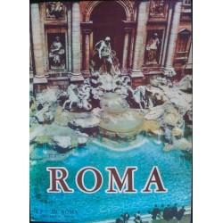 Italy: Rome Trevi fountain (1975)