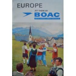 BOAC Europe (1968)