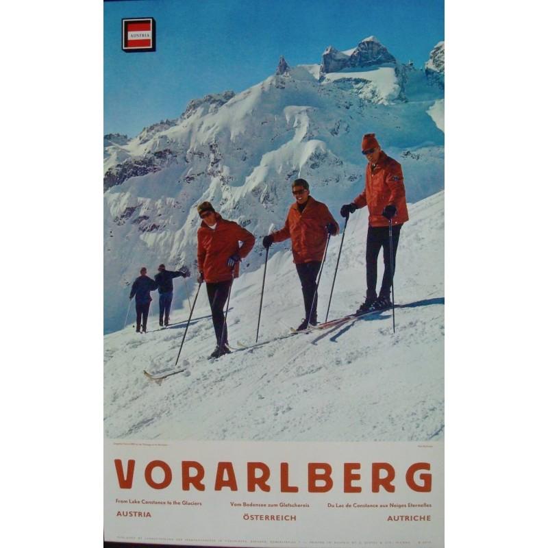 Austria: Voralberg (1967)