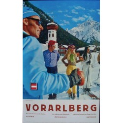 Austria: Voralberg (1971)