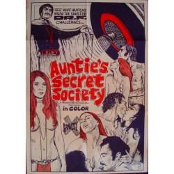 Auntie's Secret Society